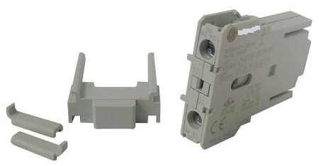 Aux Contact Block 1NO Side Mt Reversers by USA GE Electrical Motor Auxiliary Contacts