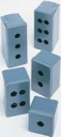 Pushbutton Enclosure 22mm 3.94 in. W Al by USA GE Electrical Pushbutton Enclosures & Accessories