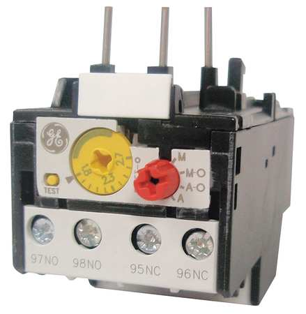 Ovrload Rely 30 to 40A Class 10 Bimetllc by USA GE Electrical Motor Overload Relays