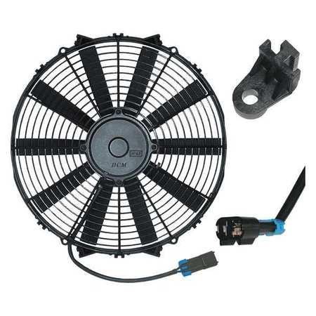 Skirt Mount Condenser Fan 14 by USA DCM Permanent Split Capacitor Condenser Fan Motors
