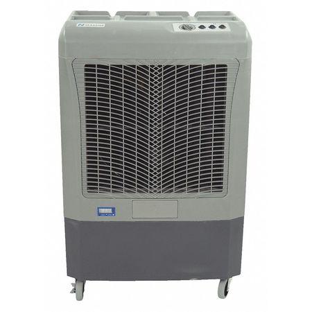 Portable Evaporative Cooler,8500 CFM -  HESSAIRE, MC91M