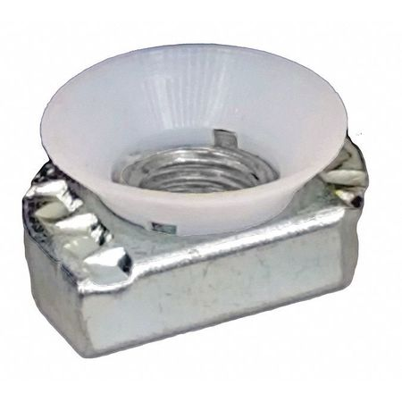 """Spring Nut Top 3/8"""" 16""""X3/8""""EG PK100 by USA Vast Electrical Strut Channel Accessories"""