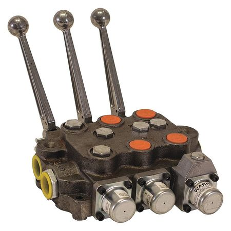 Buyers Products Hydraulic Control Valves Directional Valve Triple
