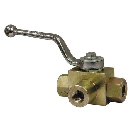 Ball 3//8in NPT Parker BVHP06NSS1N Hydraulic Valve