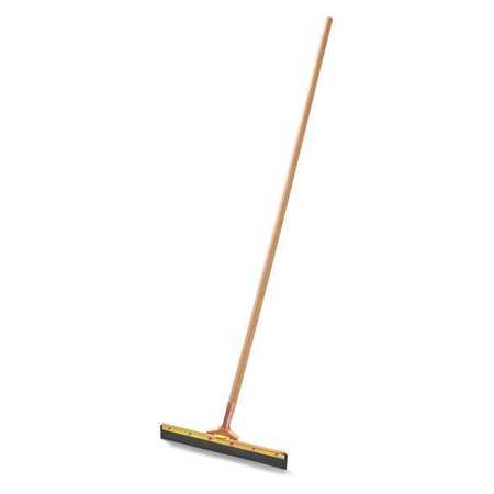 Black FG9M0100BLA RUBBERMAID COMMERCIAL PRODUCTS Squeegee Cleaning Wand,Rubber