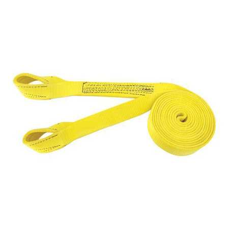 """Progrip Recovery Strap with Loops 30 ft. x 2"""" Min. Qty 4 Type 152030"""