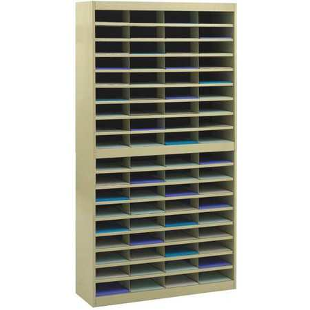Literature Organizer,72 Compartments,ts