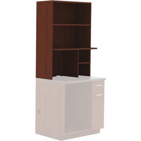 Appliance Hutch Mahogany by USA Safco Electrical Control Transformers