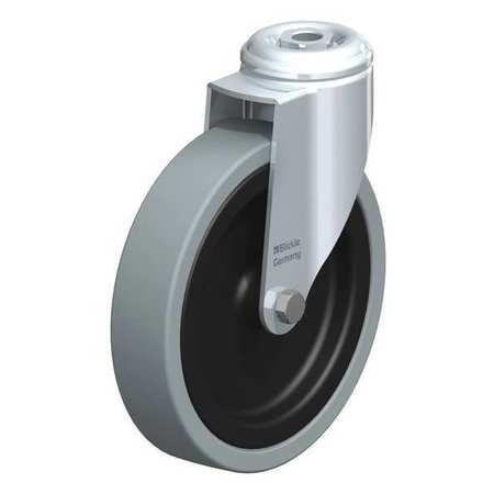 """Blickle Kngpn Swvl Cstr Solid Rubr 6"""" 245 lb. Type LKRA-VPA 150G"""