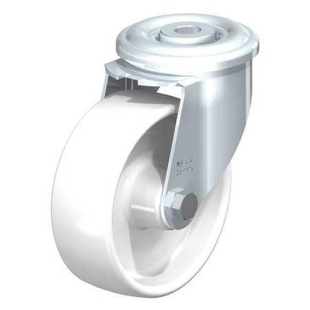 """Blickle Kngpn Swvl Cstr White Nylon 4"""" 330 lb. Type LER-PO 100G"""