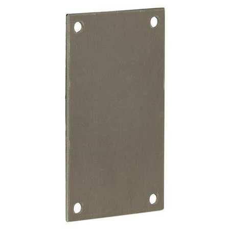 "Back Panel Premier Jic Nm 24 x 24"" Alum by USA Wiegmann Electrical Box Accessories"