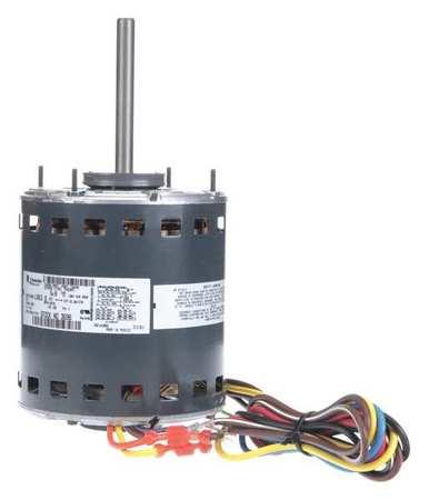Genteq motor psc 1 hp 1075 208 230v 48yz oao for Blower motor capacitor symptoms