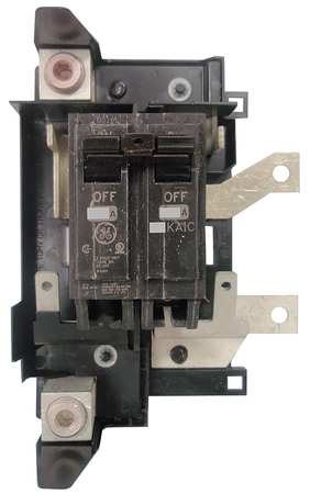 2P Standard Bolt On Circuit Breaker 175A 120/240VAC by USA GE Circuit Breakers