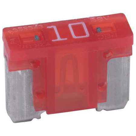 10A Fast Acting Blade Plastic Fuse 32VDC 5PK by USA Eaton Bussmann Circuit Protection Fuses