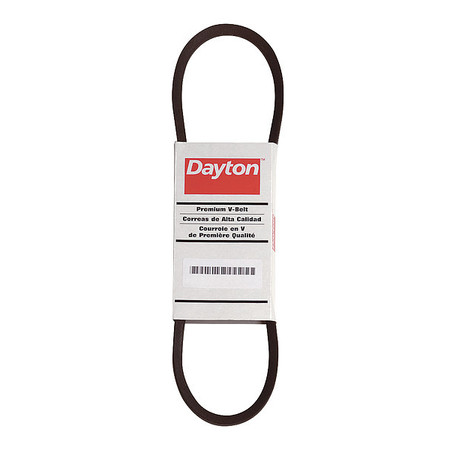 "Raw Edge, Cogged AX V-Belts, 21""-50"" L"
