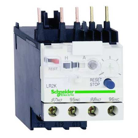 Overload Relay 0.36 to 0.54A Class 10 3P by USA Schneider Electrical Motor Overload Relays