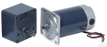 DC Gearmotor 16 rpm 90V TENV by USA Dayton DC Gear Motors