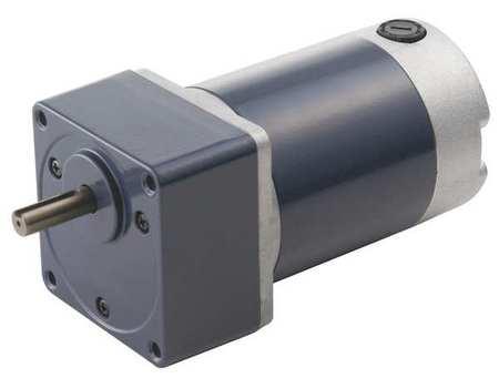 DC Gearmotor 320 rpm 12V TENV by USA Dayton DC Gear Motors