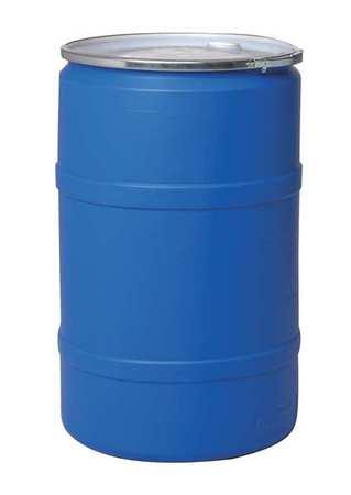 Value Brand Transport Drum Open Head 55 gal. Blue Type 135451B