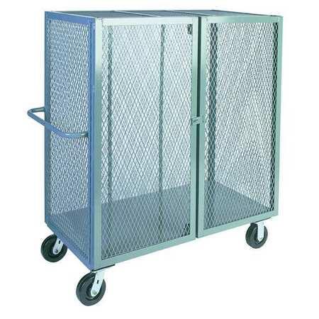 Value Brand Mesh Security Cart 2000 lb 57x36x48