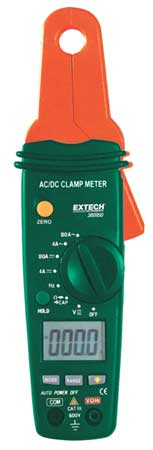 Clamp Meter Model 380950 by USA Extech Electrical Clamp Meters