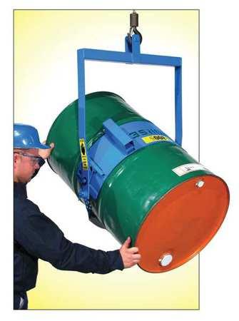 Value Brand Drum Carrier 55 gal. 800 lb. Manual Tilt