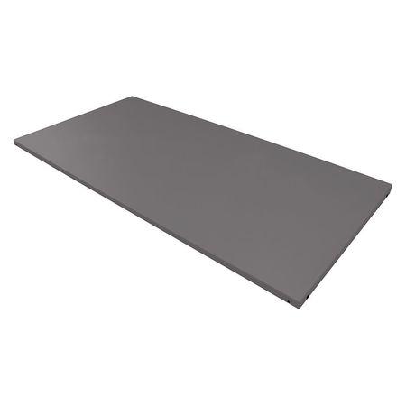 Value Brand Shelf Gray 58 in.L 23 in.W For VR260P6GP