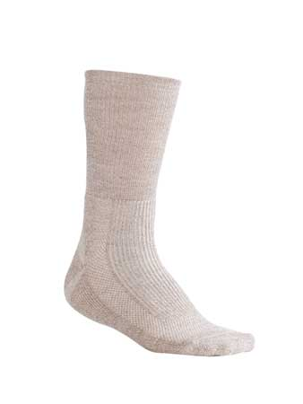 Hiking,socks,crw,womens,m,sand,hthr,pr