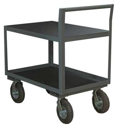 Durham Instrument Cart 1200 lb. Phenolic Type LIC-2448-2-95