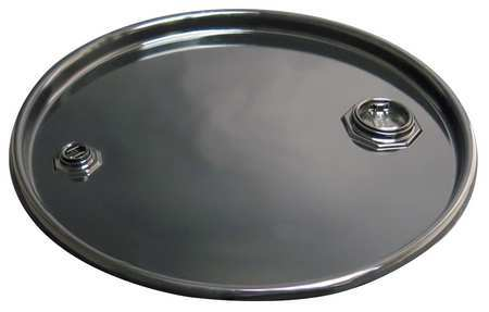 Value Brand Drum Cover Steel For 30 Gal Drum