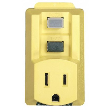 GFCI Single Outlet Adapters