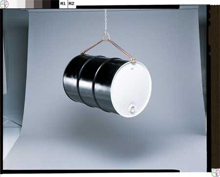 Value Brand Drum Lifting Hook 55 gal. 1000 lb.