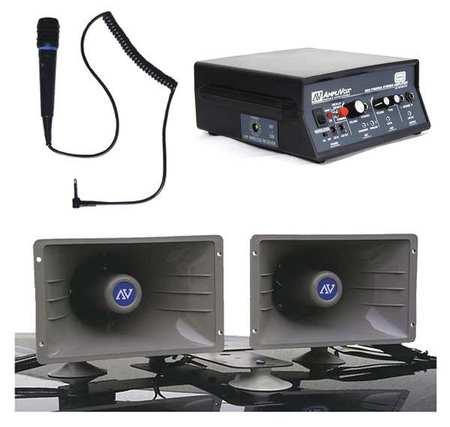 SOUND CRUISER by USA Amplivox Wired Intercom Systems