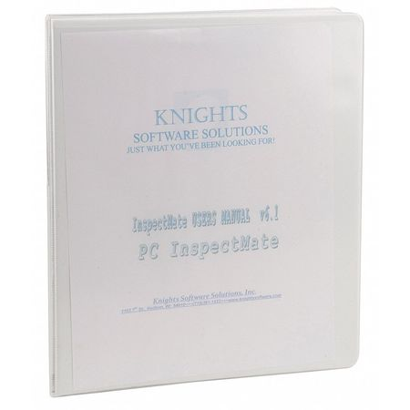 PC Inspect Mate Rprtng Software by USA Knights Electronic Timers