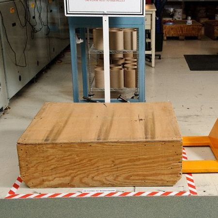 Brady floor marking tape roll 2in w 100 ft l 104318 for 100 floors floor 97