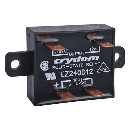 Solid State Relay 15 to 32VDC 18A by USA Crydom Electrical Solid State Relays