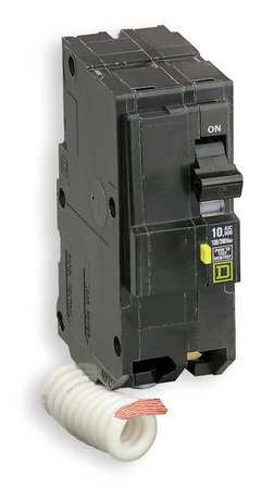 2P GFEP Plug In Circuit Breaker 50A 120/240VAC by USA Square D Circuit Breakers