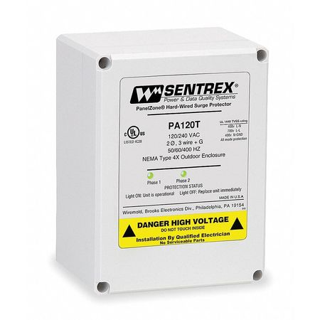 Surge Protection Device 1 Phase 120/240V by USA Legrand Electrical Surge Protection Devices