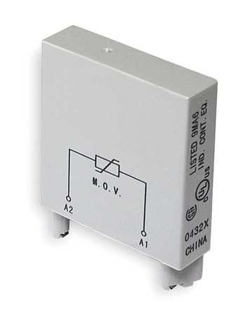 Relay Socket Module 2Pin 24VAC/VDC by USA Dayton Electrical Relay Accessories