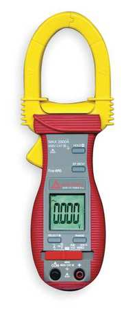 Digital Clamp Meter 2000A by USA Amprobe Electrical Clamp Meters