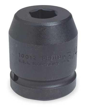 Proto Impact Socket 3/4 In Dr 2 1/16 In 6 pt Type J07533