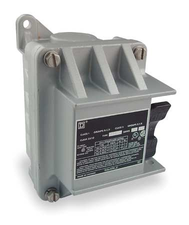 Manual Motor Starter 24 to 32A 600V by USA Square D Electrical Motor Manual Switches & Starters