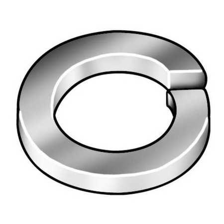 Split Lock Washer,Bolt M11,ZP,PK50