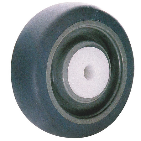 Value Brand Caster Wheel 155 lb. 3-1/2 D x 1-1/4In