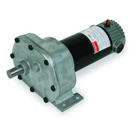 DC Gearmotor 85 rpm 12V TENV by USA Dayton DC Gear Motors