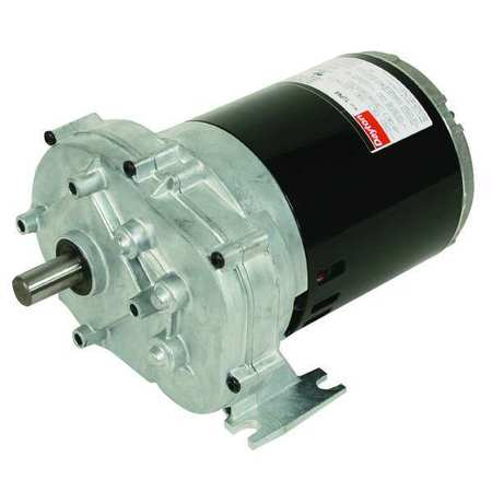 AC Gearmotor 60 rpm ODP 115V by USA Dayton AC Gear Motors
