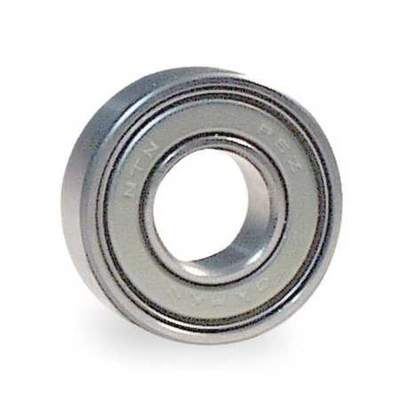 Radial Ball Bearings,  Shielded,  Metric Bores