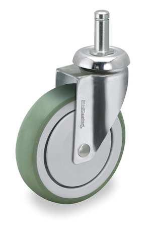 Value Brand Swivel Stem Caster TPR 5 in. 220 lb.