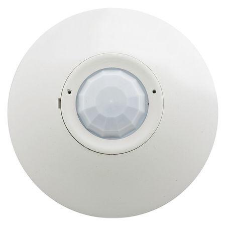 Occupancy Sensor PIR 1500 sq ft White Model ATP1500C by USA Hubbell Kellems Infrared Motion Sensors