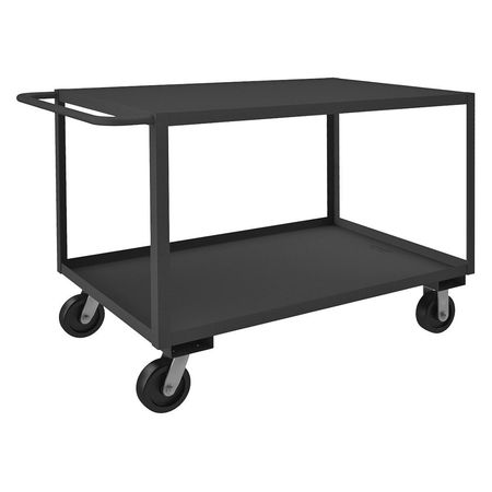 Durham Utility Cart Steel 42 Lx25 W 2400 lb.